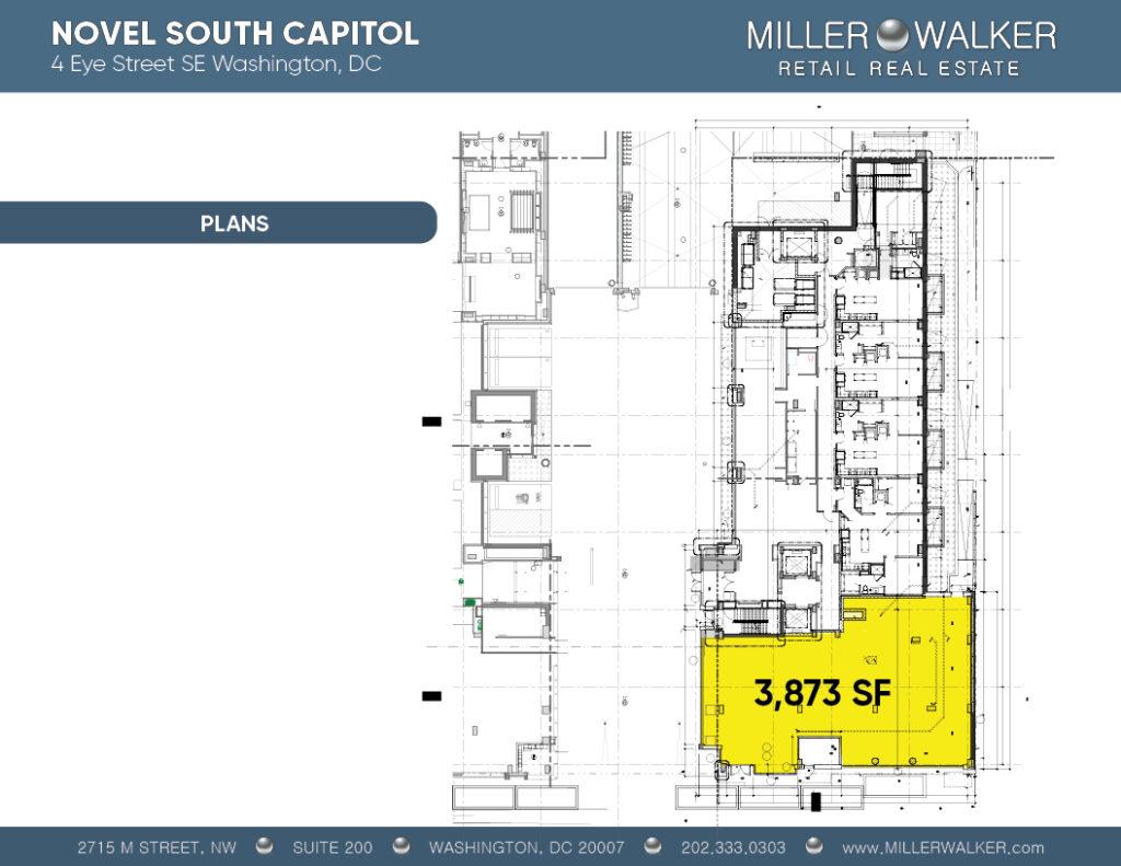floor plans of novel 4 eye st capitol riverfront dc